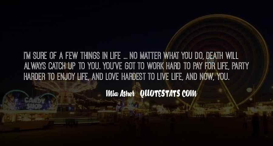 Hard Work Love Quotes #606521