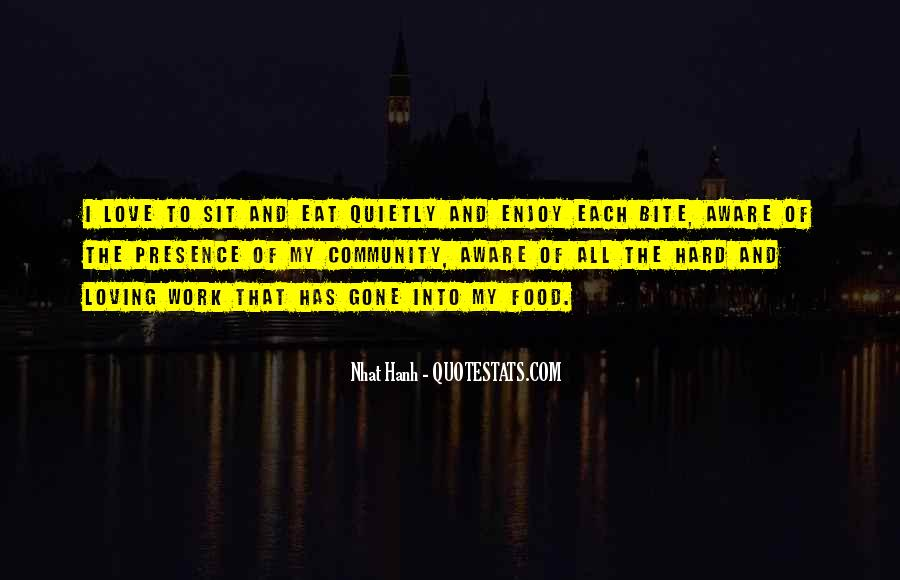 Hard Work Love Quotes #621434
