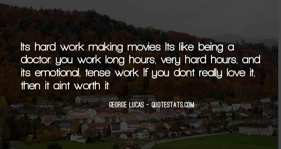 Hard Work Love Quotes #656997