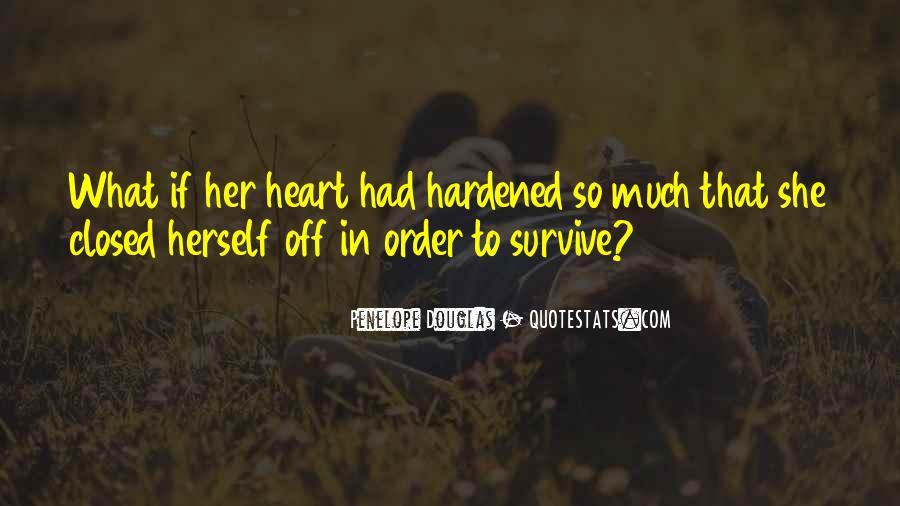 Hardened Quotes #140794