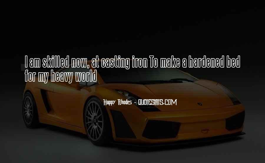 Hardened Quotes #159501
