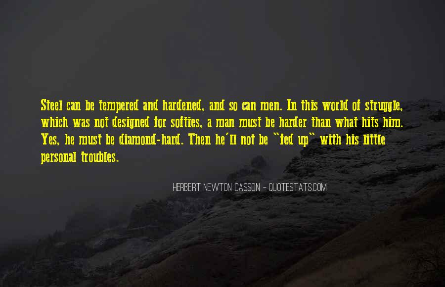 Hardened Quotes #190486