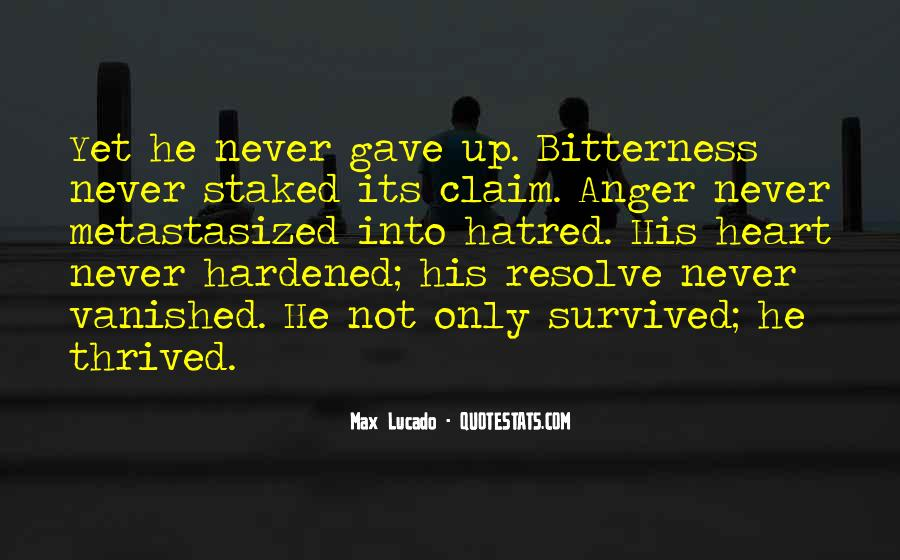 Hardened Quotes #223290