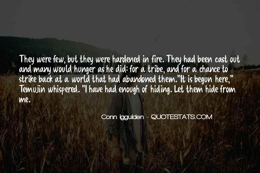 Hardened Quotes #429917