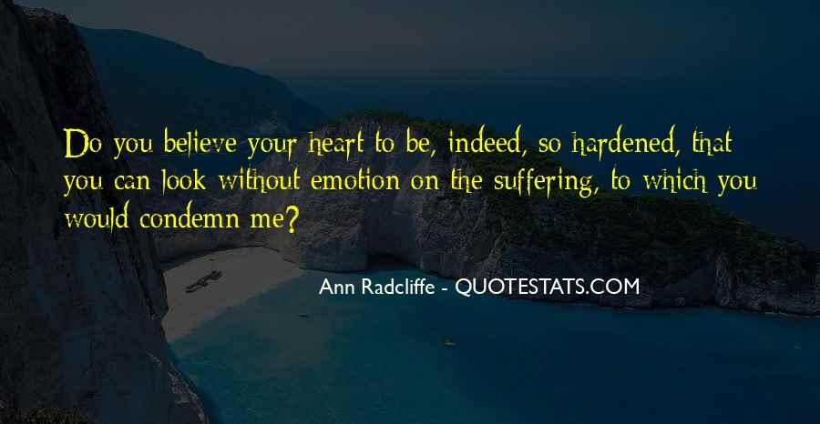 Hardened Quotes #526402