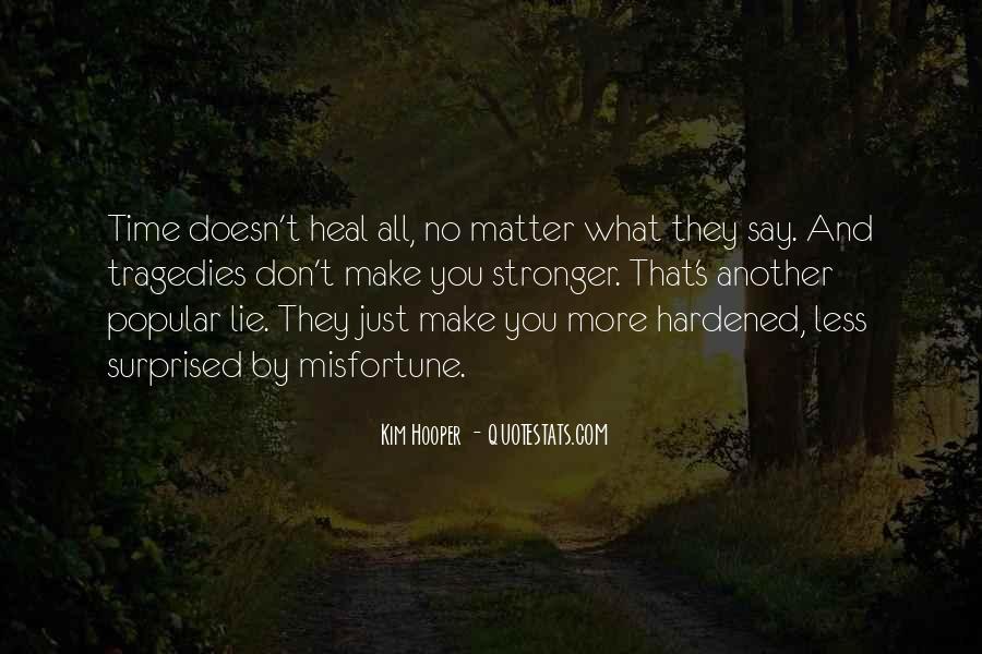 Hardened Quotes #56845