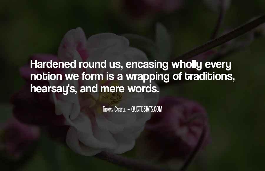 Hardened Quotes #675639