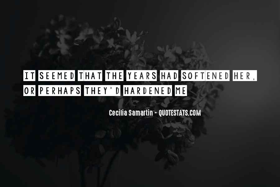 Hardened Quotes #91557