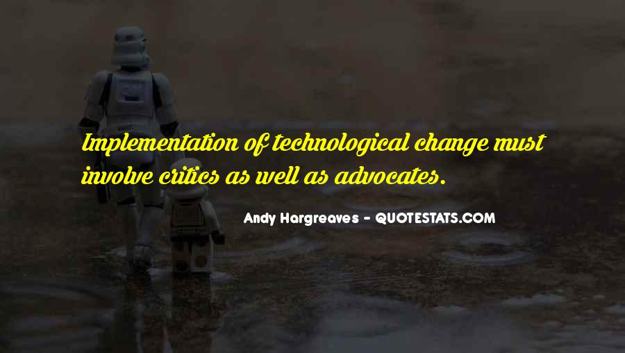 Hargreaves Quotes #467046