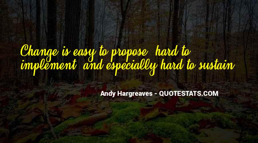 Hargreaves Quotes #728036