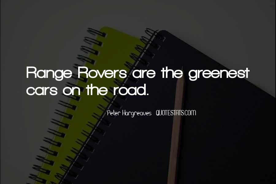 Hargreaves Quotes #739735