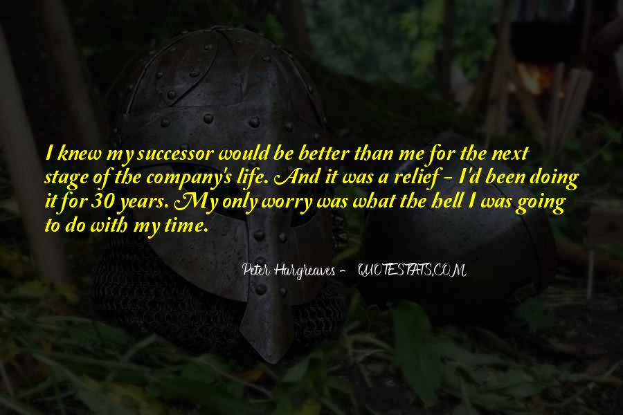 Hargreaves Quotes #939192