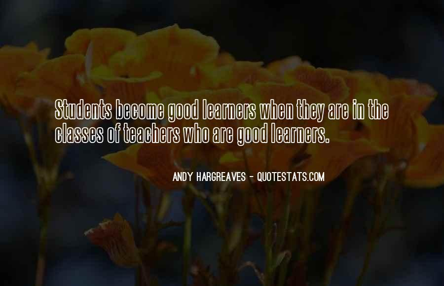 Hargreaves Quotes #952585