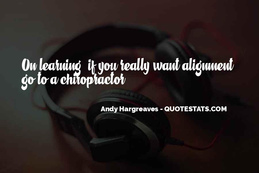 Hargreaves Quotes #971447
