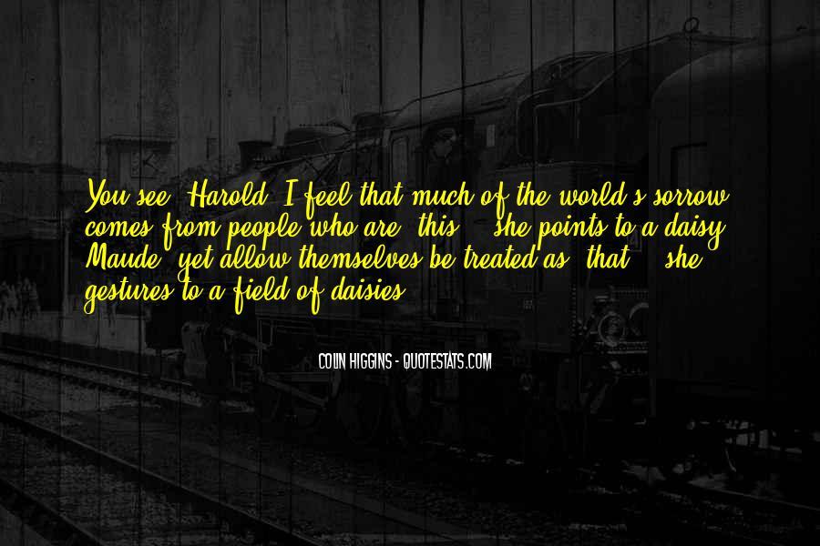 Harold Et Maude Quotes #218785