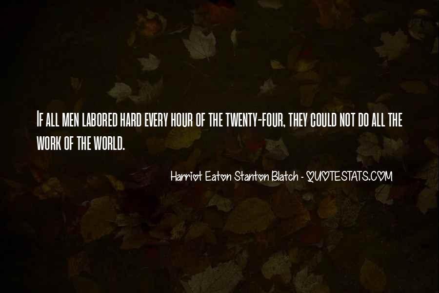 Harriot Blatch Quotes #1103635