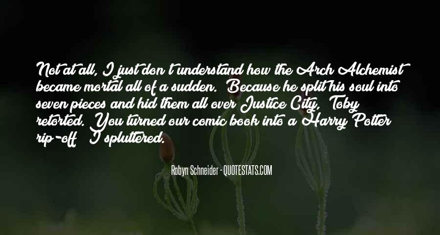 Harry Potter Book Seven Quotes #1530212