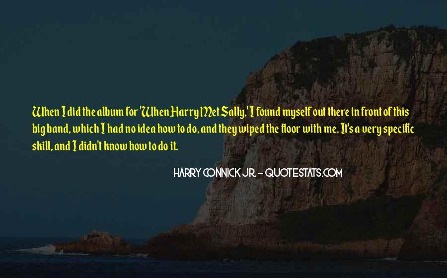 Harry Sally Quotes #1517343