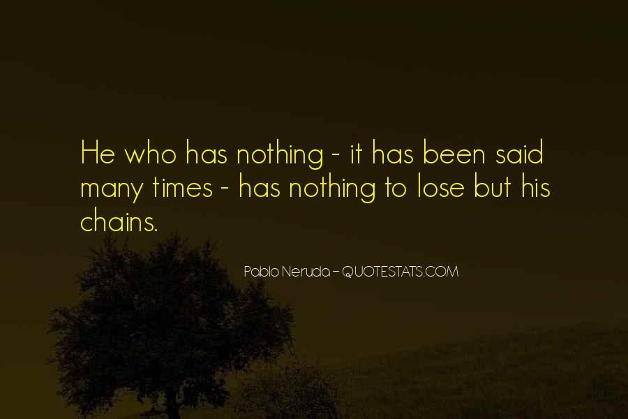Has Been Quotes #127