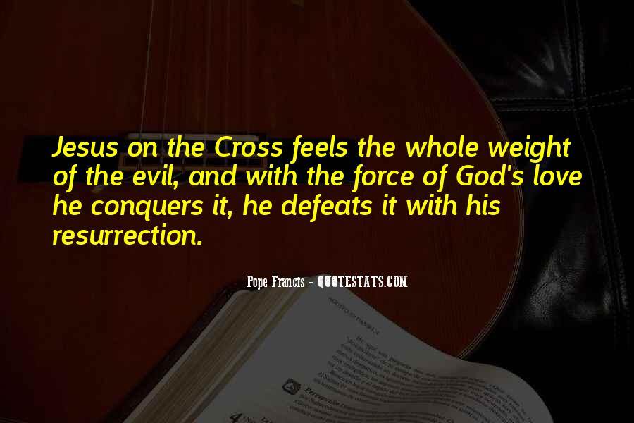 Quotes About The Cross And Resurrection #1121932