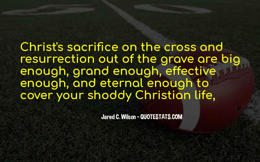 Quotes About The Cross And Resurrection #1145578
