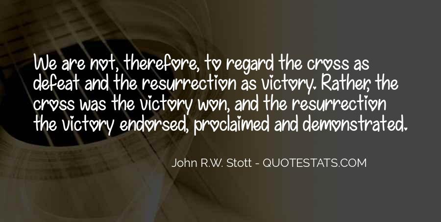 Quotes About The Cross And Resurrection #1335799