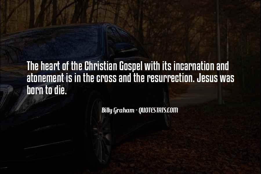 Quotes About The Cross And Resurrection #1419173