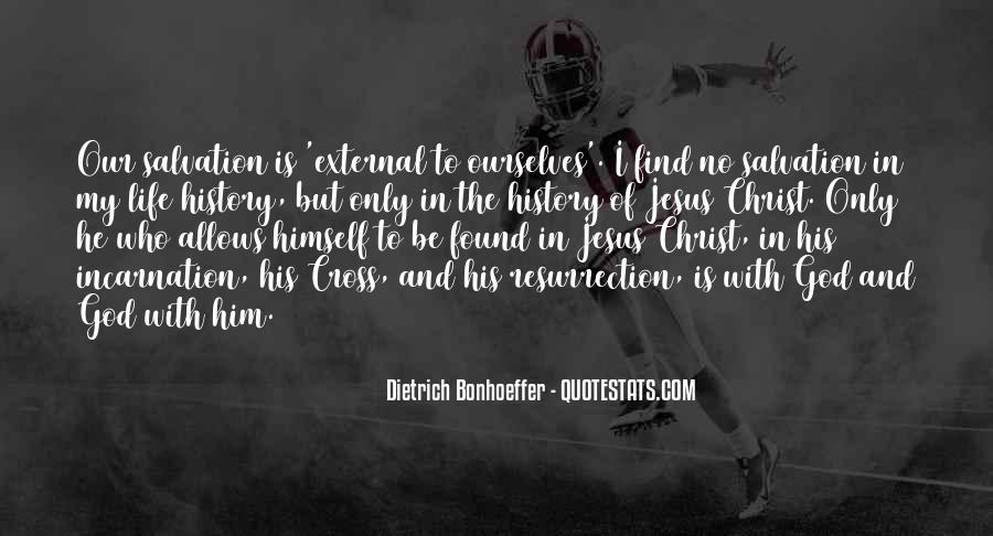 Quotes About The Cross And Resurrection #1564643