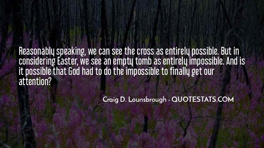 Quotes About The Cross And Resurrection #1641531