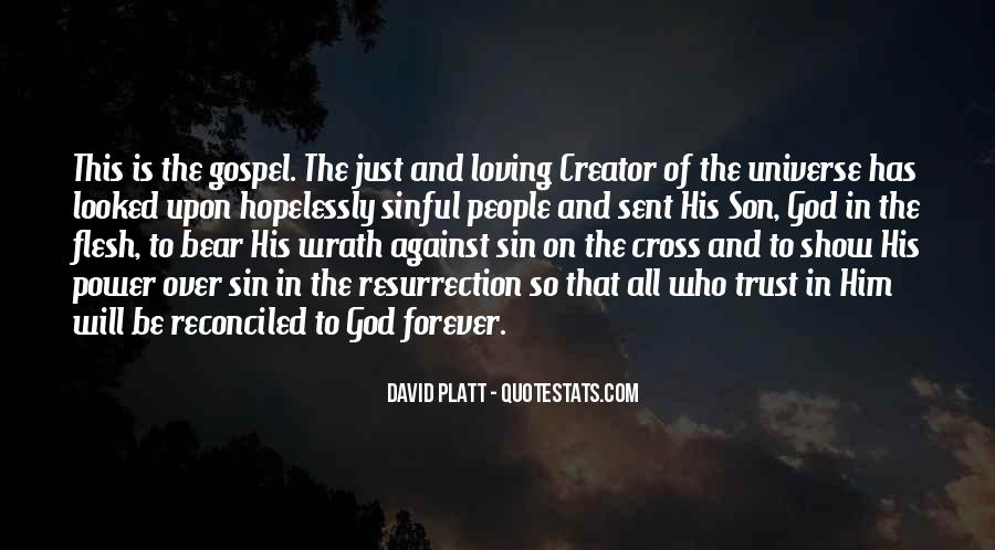 Quotes About The Cross And Resurrection #1759667