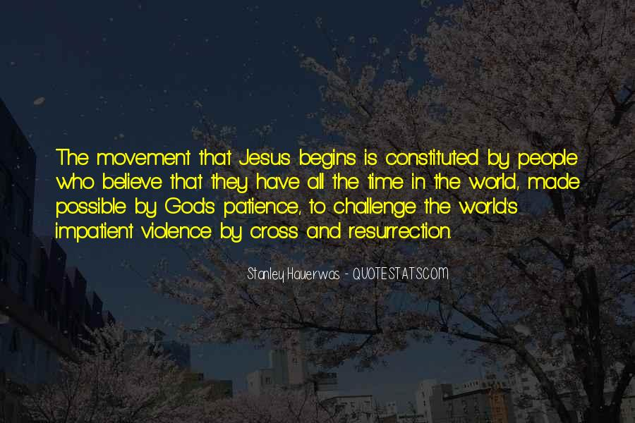 Quotes About The Cross And Resurrection #288394