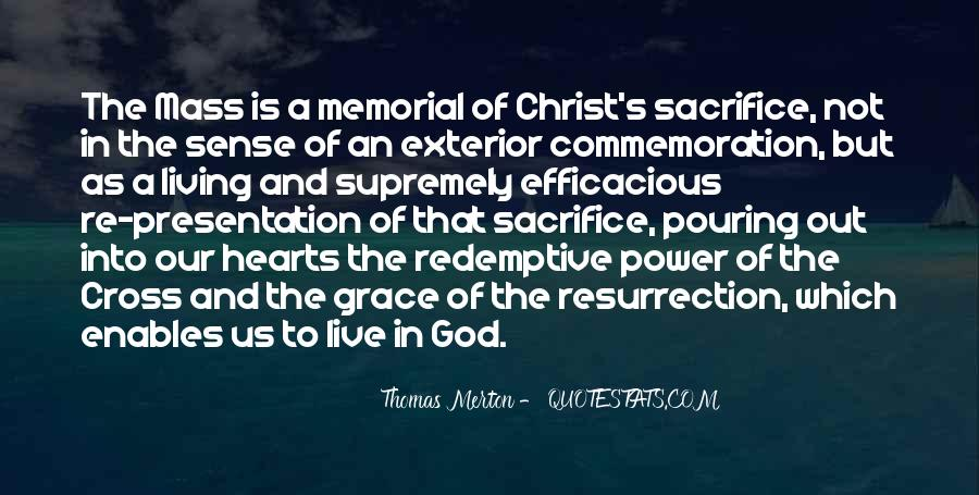 Quotes About The Cross And Resurrection #362405