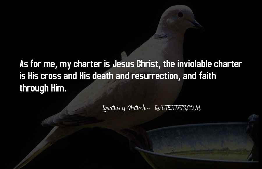 Quotes About The Cross And Resurrection #679817
