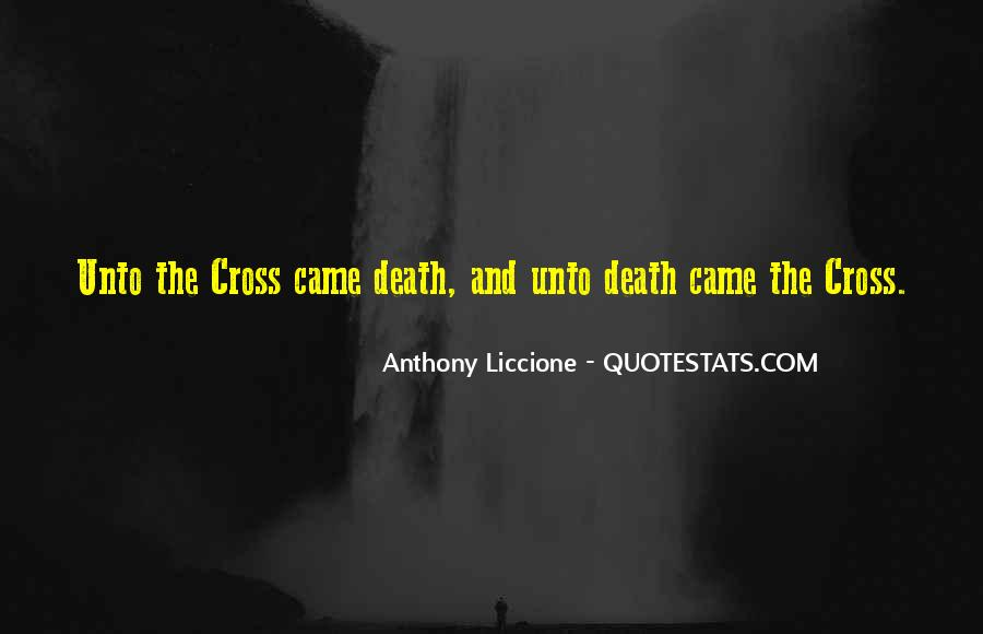 Quotes About The Cross And Resurrection #917012