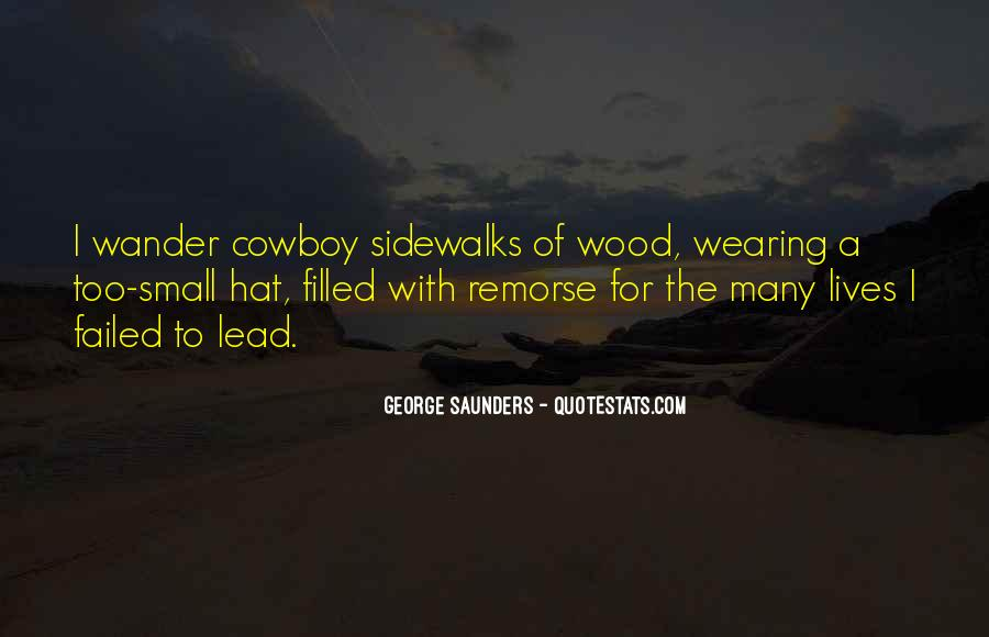Hat Wearing Quotes #1350814