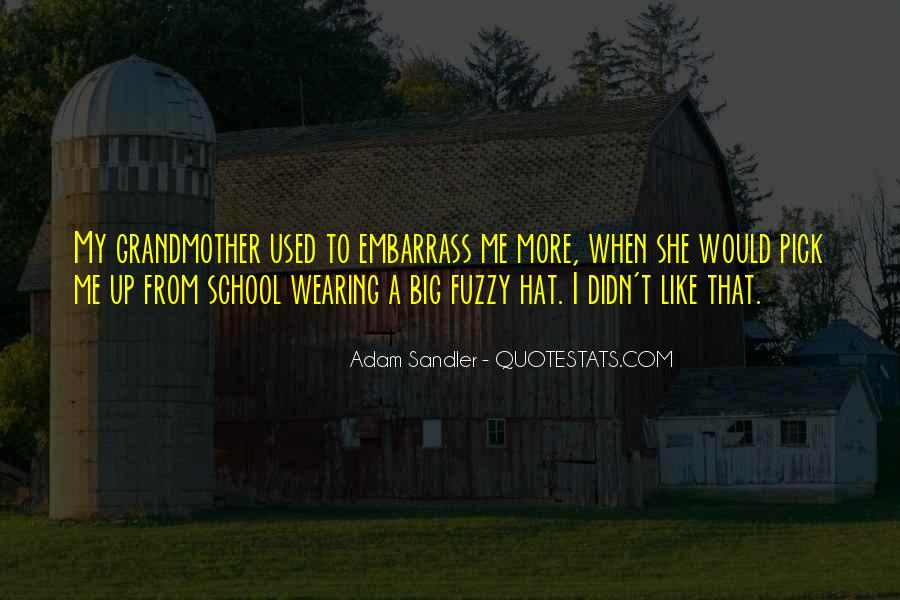Hat Wearing Quotes #1508018