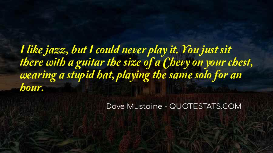 Hat Wearing Quotes #454036