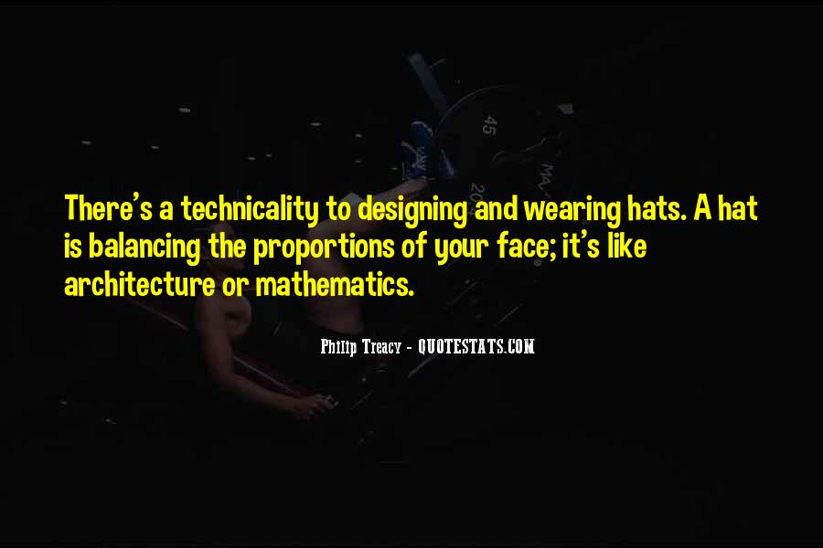 Hat Wearing Quotes #603854