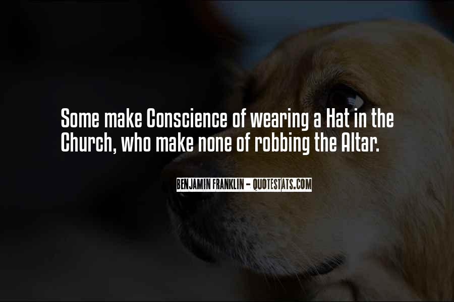 Hat Wearing Quotes #672361