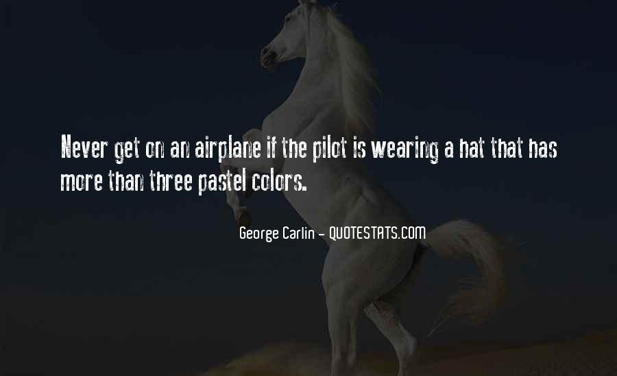 Hat Wearing Quotes #911415