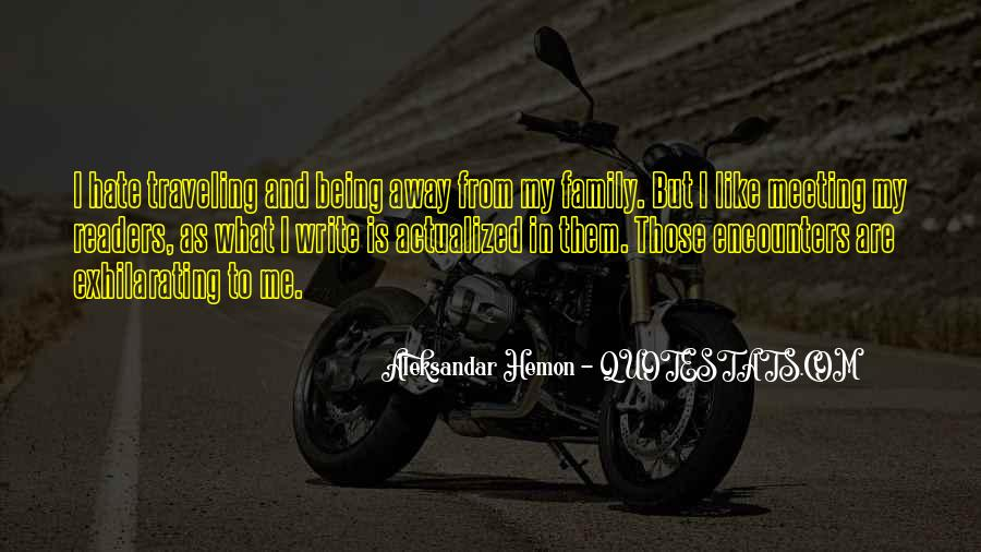 Hate Being Me Quotes #106331