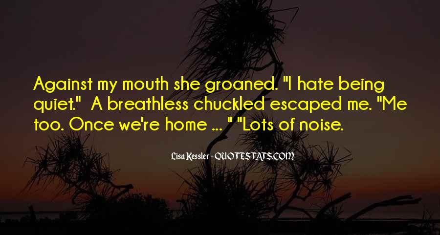 Hate Being Me Quotes #623975