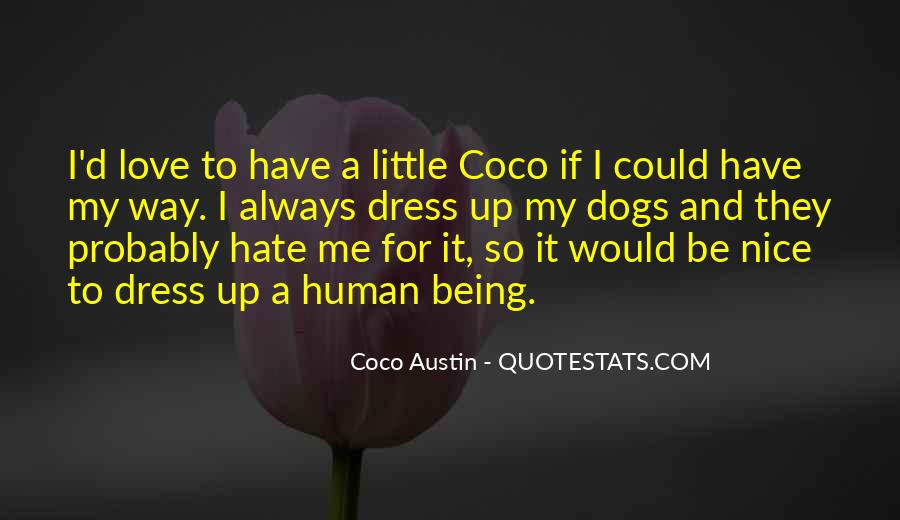 Hate Being Me Quotes #960601
