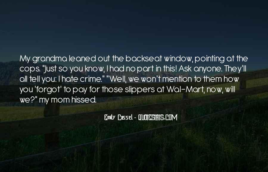 Hate Crime Quotes #1177403