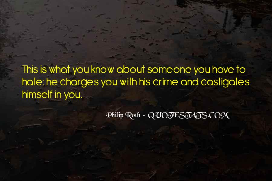 Hate Crime Quotes #803712