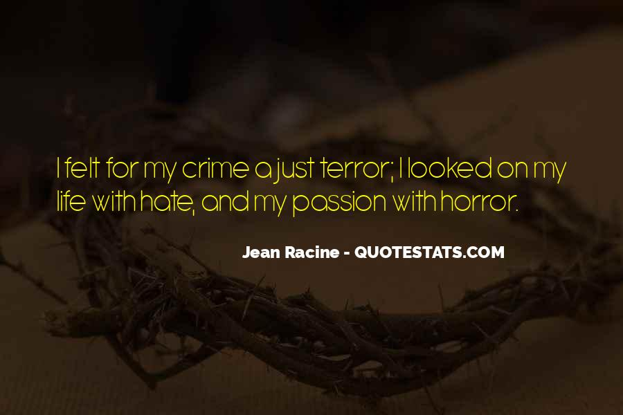 Hate Crime Quotes #83742
