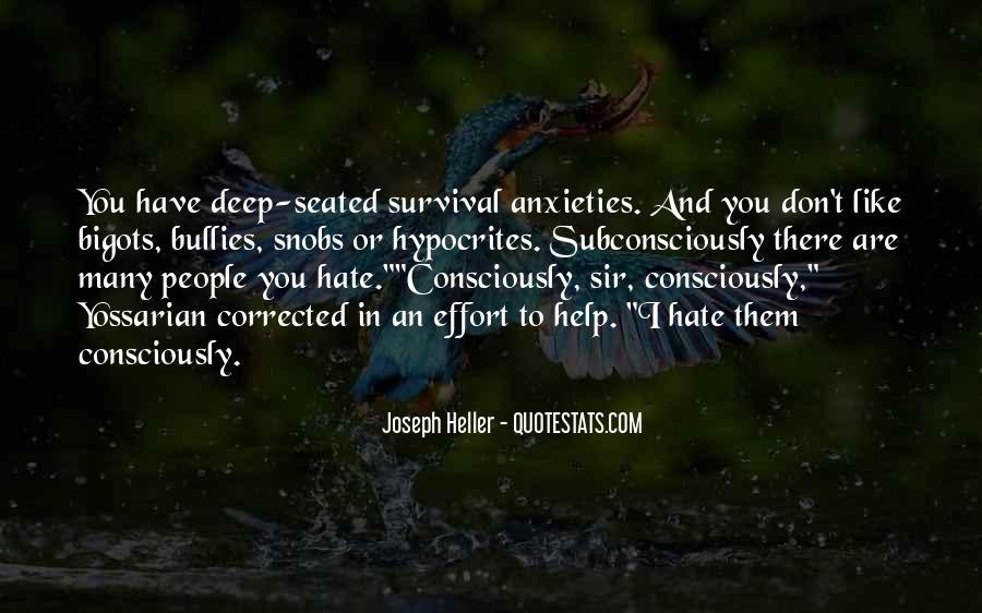 Hate Hypocrites Quotes #313078