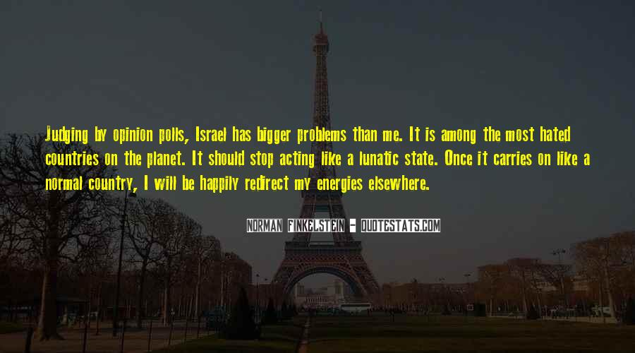 Hate Israel Quotes #1017060