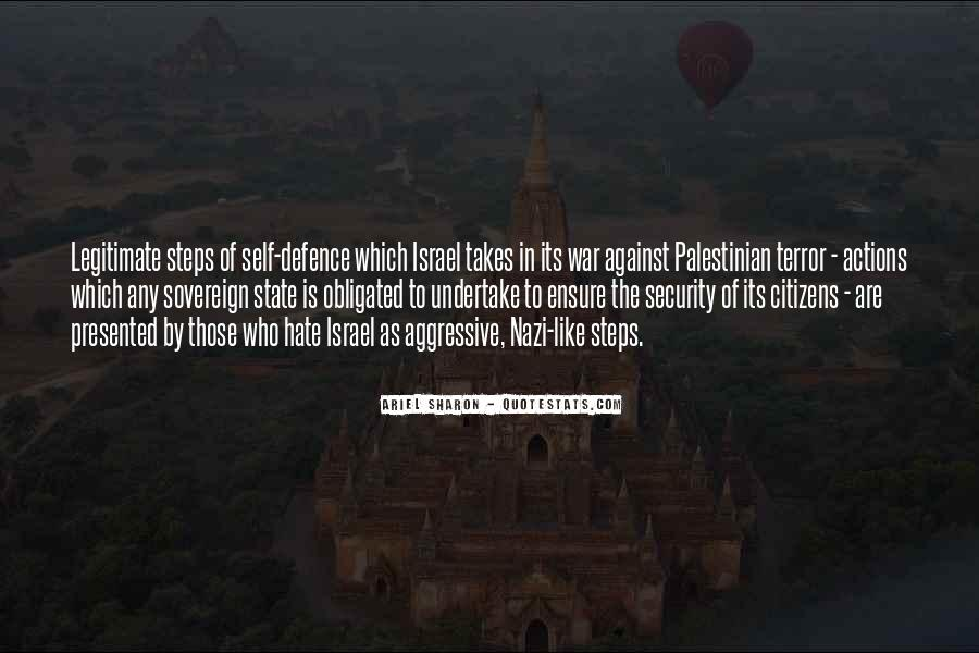 Hate Israel Quotes #1095179