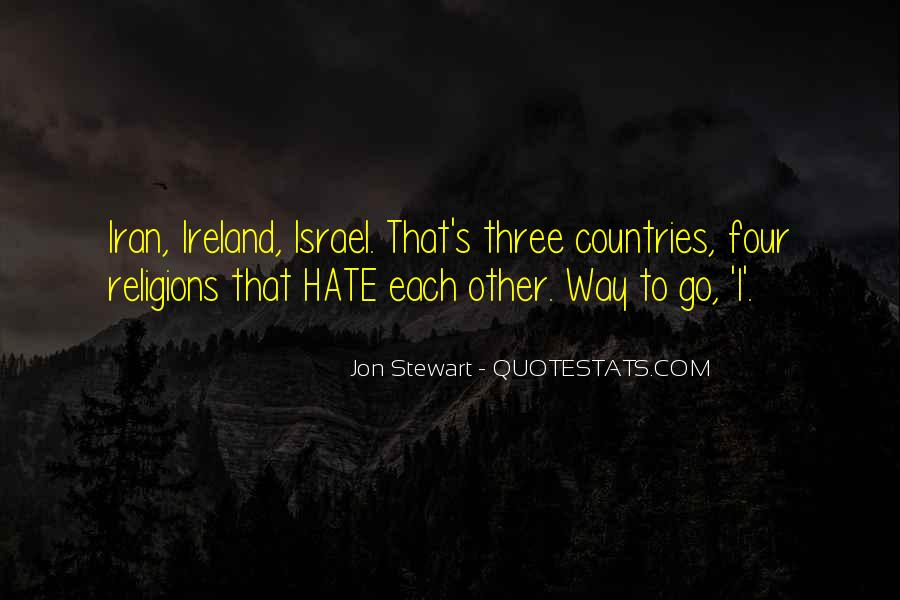 Hate Israel Quotes #1472108
